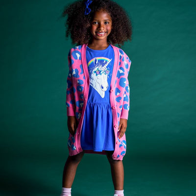 Rock Your Kid | Be Your Drop Waist Dress