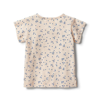 Wilson & Frenchy | Hugs & Kisses Short Sleeve Tee