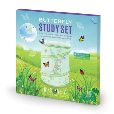 Discovery Zone | Butterfly Study Set