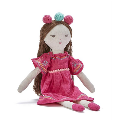 Nana Huchy Little Miss - Poppy Pink