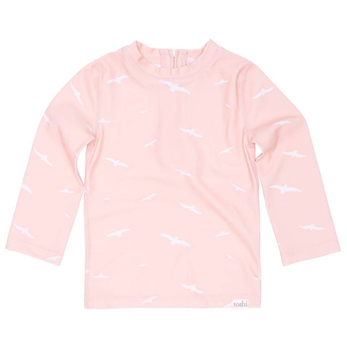 Toshi | Swim Rashie L/S - Palm Beach