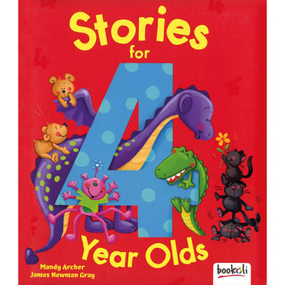 Hinkler | Short Stories for 4 Year Olds