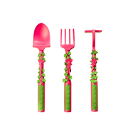 Constructive Eating – Garden Fairy 3-Piece Cutlery