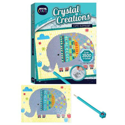 Curious Craft Crystal Creations Canvas