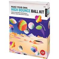IS GIFT Make Your Own High Bounce Ball Box Set