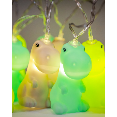 Baby Dinosaur String Lights