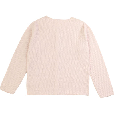 Carrement Beau | Fancy Stitch Cardigan