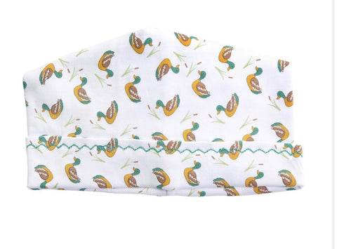 Magnolia Baby Duck Pond Printed Hat