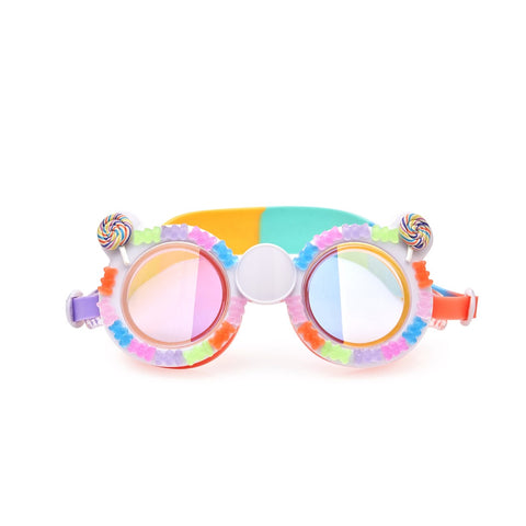 Bling2o Sugar Gummy Bear Goggles-Rainbow