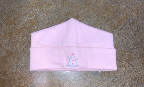 Magnolia Baby Frosty Fun Pink Hat