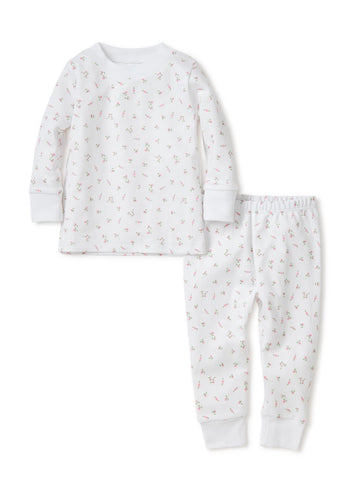 Kissy Kissy Garden Rose Long Pajamas