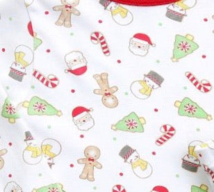 Magnolia Baby Cookies for Santa Printed Converter Gown