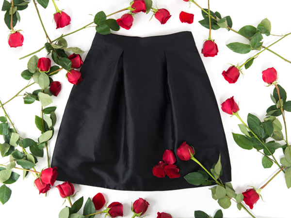 The Search for the Perfect Black Skirt