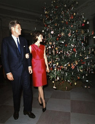 Jackie Kennedy Christmas