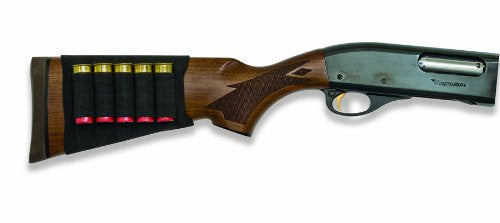 Mossy Oak Hunting Accessories Mossy Oak Buttstock Shotgun Shell and Rifle Cartridge Holder