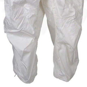 Military Outdoor Clothing Never Issued US G.I. White Snow Trousers