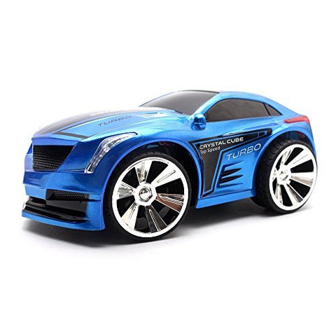 DeXop Voice Control Car Play RC Vehicle for Kids Voice-activated Voice Remote Control Car-Blue