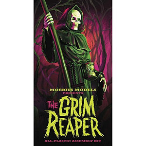 Moebius Models The Grim Reaper All Plastic Assembly Model Kit
