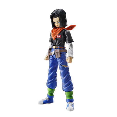 "Bandai Hobby Figure-Rise Standard Android #17 ""DRAGON Ball"" Model Kit"