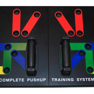 Maximum Fitness Gear Power Press Push Up - Complete Push Up Training System