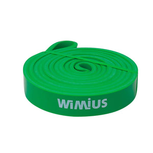 WiMiUS Pull Up Assist Bands – Durable Heavy Duty Resistance Band for Power Lifting Training, Pullup Assistance, Body Stretching Exercise