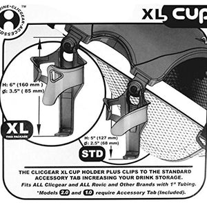 Clicgear Xl Cup Holder