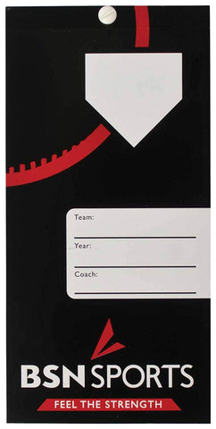 BSN Sports Baseball/Softball Line-up Card Booklet