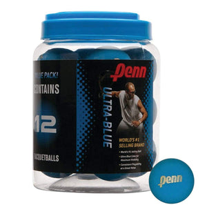 Athletic Specialties Penn Racquetballs (Pack of 12)