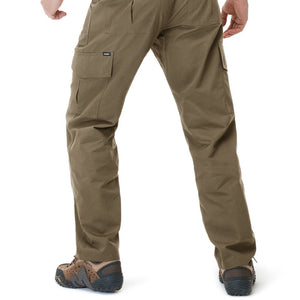 CQR Men's Tactical Pants Lightweight EDC Assault Cargo TLP105/TLP104