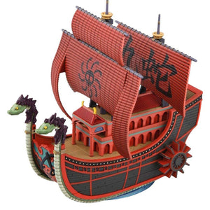 "Bandai Hobby Grand Ship Collection ""One Piece"" 06 Kuja Pirates Ship"