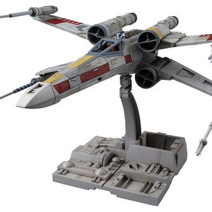 Bandai Hobby Star Wars 1/72 X-Wing Star Fighter Building Kit