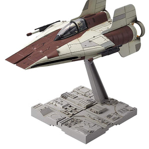 Bandai Hobby Star Wars 1/72 A-Wing Starfighter Building Kit
