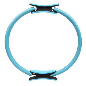 RitFit Pilates Ring - Premium Power Resistance Full Body Toning Fitness Circle - With Carrying Bag and Bonus eBook