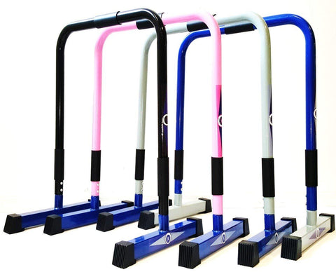 CoreX Functional Fitness Parallette Dip Station. Dip Bars.