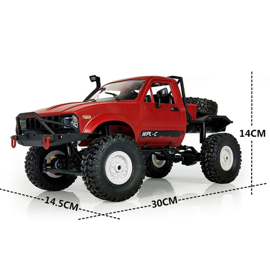YIKESHU Rc Truck Remote Control Off-Road Racing Vehicles 1