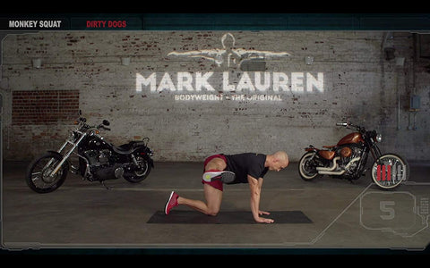 Mark Lauren You Are Your Own Gym | Bodyweight Calisthenics Workout Fitness DVD Set