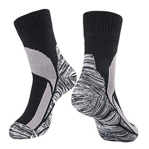 Randy Sun Waterproof Hiking/Hunting/Fishing/Skiing/Outdoor Unisex Breathable Seamless Sports Socks