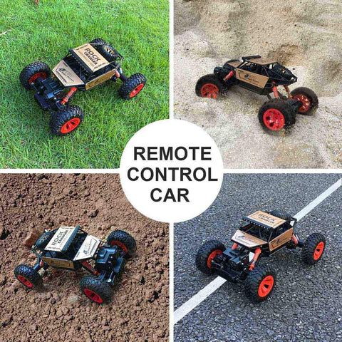 Remote Control Car, RC Cars for Boy Gifts RC Cars Radio Control Road Vehicle 1:16 Scale Racing Car 4 WD Rally RC Cars Rock Crawlers Gifts for Boys/Teenagers