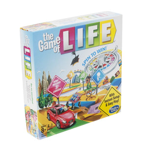 Hasbro The Game of Life Board Game, Game Night, Ages 8 and up (Amazon Exclusive)