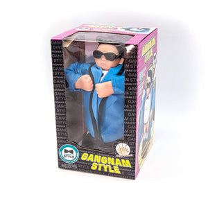 PSY Figure Gangnam Style Voice Motion Activated Dirty Gag Gift Toy Party Novelty