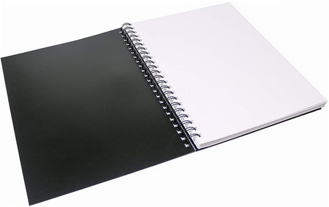 "U-Create Sketch Book, 12"" x 9"", Acid and Lignen Free, Premium Drawing Paper, 75 lb (37088)"
