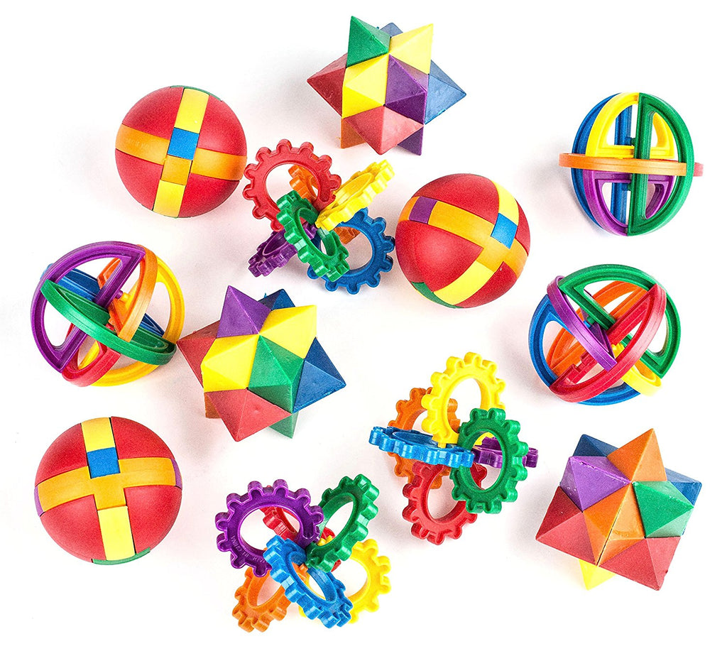 Pinata Toy Loot//Party Bag Fillers Wedding//Kids 12 Mini Click /& Catch Games
