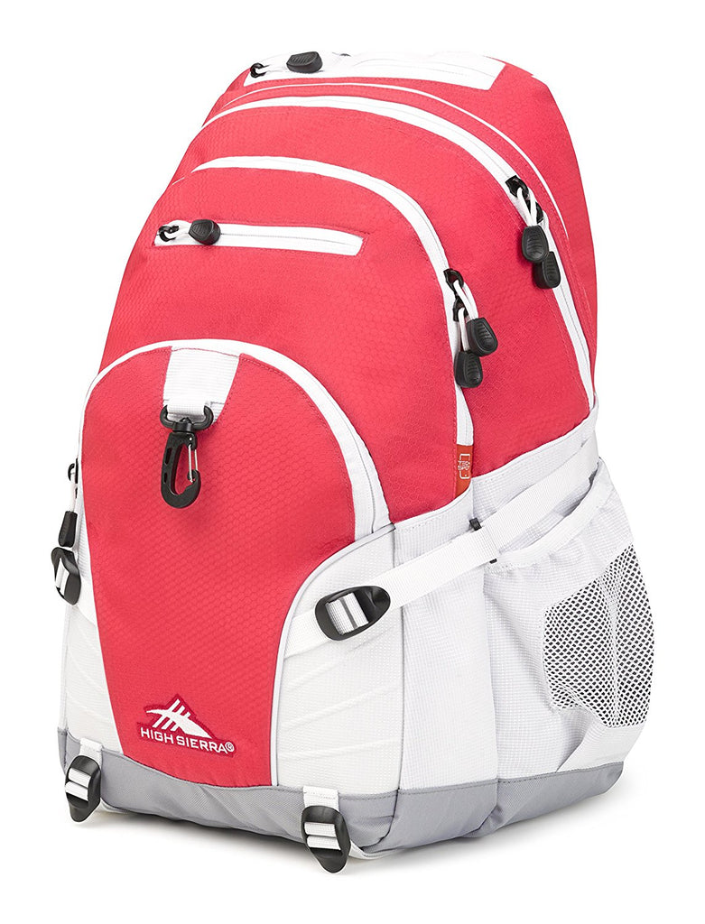 High Sierra Loop Backpack, Great for High School, College Backpack, School Bag, Tablet Sleeve, Perfect for Travel, Men and Women's backpack