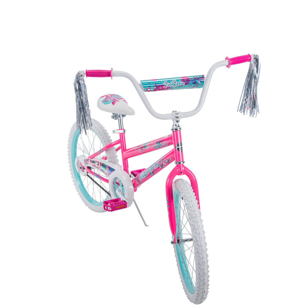 "Huffy 20"" Sea Star Girls' Bike, Pink"