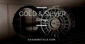 Gold and Silver Storage - Use the 9 Options Below to Protect Your Wealth From Crooks and Other Dangers