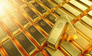 Gold Surges as World's Rich Stockpile Metal