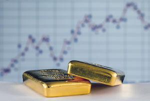 Gold Surging on Financial Uncertainty, Stock Market Volatility
