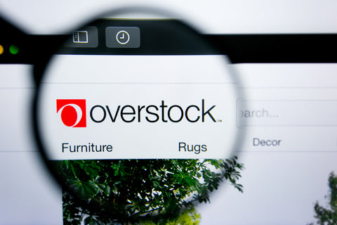 Founder of Overstock Dumps $90 Million in Shares, Buys Gold and Crypto