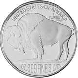 1 oz Silver Rounds - Our Choice Design