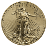 1/2 oz Gold American Eagle Common Date